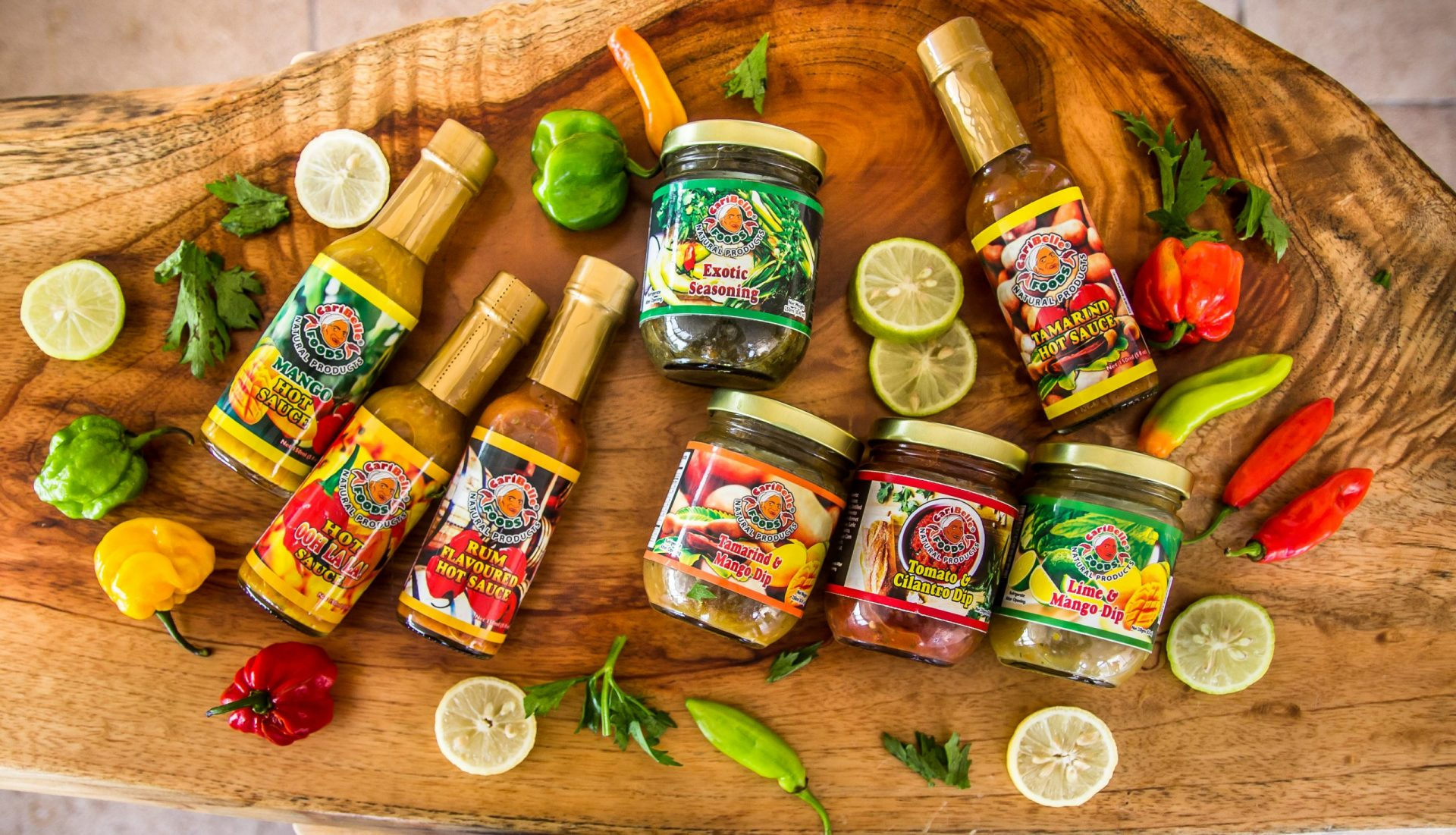 Caribbean Specialty Foods Co. Ltd.