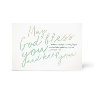 MayGodBlessYou Thank You Card
